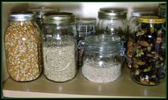 storage tips for buying food in bulk
