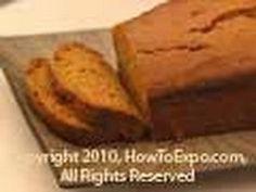 Best Pumpkin Bread Recipe - Part 1 of 2