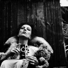 Rangefinder Camera, Leica M, Camera Obscura, Famous People, Lens, Film, Photography, Nikon, Vintage