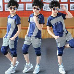 Children's fashion - main trends for 2018 Baby Boy Dress, Baby Boy Outfits, Kids Outfits, Summer Outfits, Kids Fashion Boy, Little Fashion, Boys Suits, Summer Boy, Trends