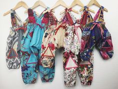 Kantha Suspender Harems *Mixed Sizes*, Boys Harems, Toddler and Baby Harem pants, Hippie Pants, Bohemian Clothing, Hippie Baby Shower Gift, by Littlemoonclothing on Etsy