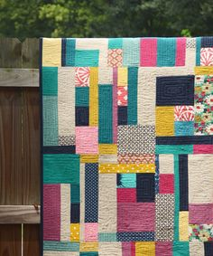 The quest for scrappy quilt inspiration — and new fabric! — VESSEL