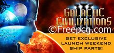 Galactic Civilizations® III Free Download PC Game