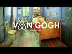 Chicago Art Institute & AirB&B create Van Gogh's bedroom & rent it out Ads Creative, Creative Advertising, Creative Ideas, Best Marketing Campaigns, Ad Campaigns, Lion 2016, Lions International, International Festival, Digital Campaign