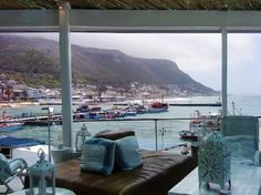 Harbour House Restaurant, Kalk Bay, Cape Town. South Africa