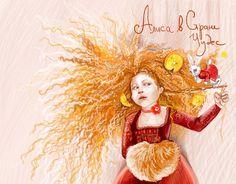 Alice in Wonderland by Maryna Rudzko