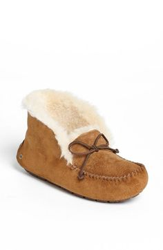 UGG® Australia 'UGGpure™ Alena' Suede Slipper (Women) available at #Nordstrom