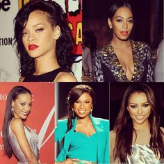 Hot Hairstyles for Black Women #sedittyhair #hairstyles #hairfashion http://www.sedittyhair.com/uncategorized/1218.html