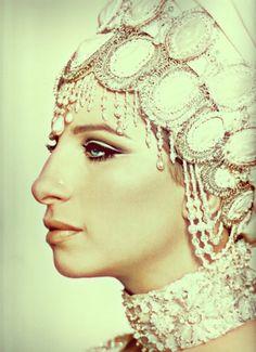 Elaborate headpiece