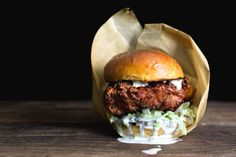 MY SPICY FRIED CHICKEN SANDWICH | Lady and Pups – an angry food blog
