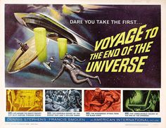 1963 ... Voyage to the End of the Universe | Flickr - Photo Sharing!