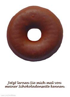 Donuts, Bagel, Doughnut, Bread, Humor, Desserts, Food, Postcards, Eten