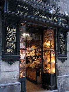 Les magasins du Born– Des boutiques à Barcelone très Vintage