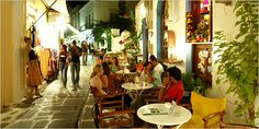Paros, Greece, Is a Jam-Packed Island That's an Open Secret - NYTimes.com (tips on nightlife!)