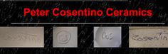 Peter Cosentino - CoS mark signed