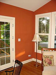 Living Room Brown Carpet Benjamin Moore 57 Ideas For 2019 Living Room Decor Colors, Living Room Furniture Arrangement, Bedroom Colors, Living Room White, Living Room Carpet, Living Room Grey, Bedroom Orange, Orange Walls, Brown Carpet