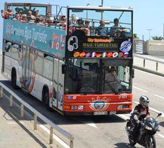 Bus Turístico de Barcelona al ritmo de la Rumba