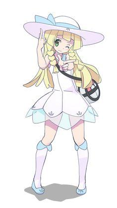 Lillie Pokemon
