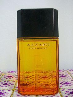 3db43129b37 Azzaro Pour Homme. 50 ml Eau de Toilette Men. No Box(Boite)