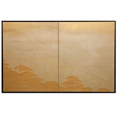 1stdibs - Japanese Screen: Seaside. explore items from 1,700  global dealers at 1stdibs.com