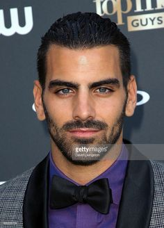 Cycle 22 model Nyle DiMarco attends 'America's Next Top Model' Cycle 22 premiere party at Greystone Manor on July 28, 2015 in West Hollywood, California.