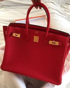 Hermès Red & Birkin & # - Hermes Handbags - Ideas of Hermes Handbags - - Hermès Red & Birkin & # Hermes Handbags, Burberry Handbags, Handbags On Sale, Luxury Handbags, Fashion Handbags, Purses And Handbags, Fashion Bags, Leather Handbags, Burberry Bags