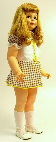 Amiguinha 60s - Brazil doll | Flickr - Photo Sharing!