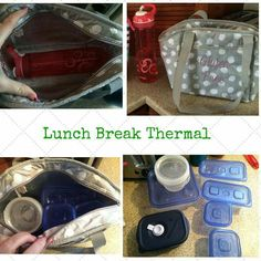 Lunch Break Thermal  Thirty-One Gifts