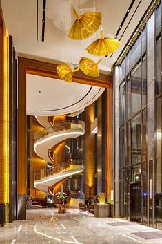 Conrad Seoul Hotel at International Finance Center, Seoul, South Korea. Hotels, interior designers, luxury furniture, luxury living. For more inspirations: http://www.bocadolobo.com/en/news-and-events/