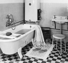 Badezimmer Bis 1945 Timeline Classics/Timeline Images