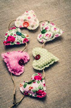 Shabby Chic Idées de décoration pour la Saint Valentin