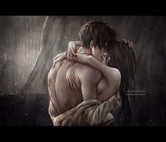 he promised to meet again by NanFe on DeviantArt