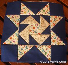 Marly's Quilts: RSC 15 week 4 - Finally January blocks