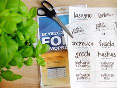 Sypkie produkty w kuchni - organizacja i przechowywanie - Niebałaganka