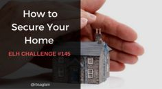 This is an e-learning course introducing home security. Learning Courses, Challenges, Cards Against Humanity, Home, Ad Home, Homes, Haus, Houses