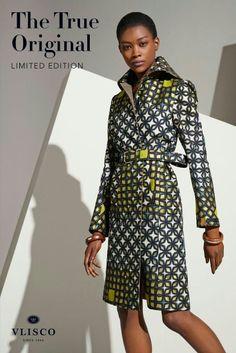 Vlisco V-Inspired ~Latest African Fashion African Inspired Fashion, African Print Fashion, Africa Fashion, Ethnic Fashion, Fashion Prints, Fashion Design, African Prints, Fashion Styles, African Dresses For Women