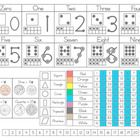 This is the same Fabulous Math Resource Page as the original but with the highly requested change of the dot placement on the ten frames to match t...