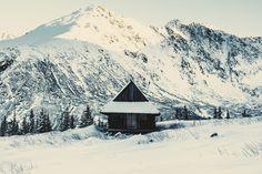 Cabin in High Tatras, Poland. Photo by Adam Chrobak