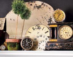 neat old clocks