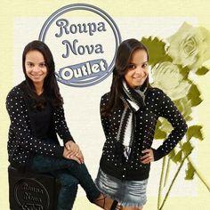 Quando o inverno chegar... Se aqueça com as novidades da Roupa Nova Outlet #RoupaNova #Outlet #Moda #Preçobaixo
