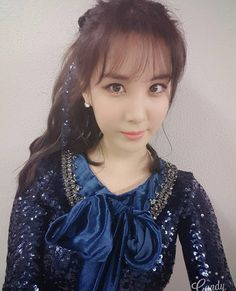 SNSD SeoHyun greets fans with her selfie from Busan ~ Wonderful Generation