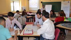 La UCAV celebra el taller El Camino para Emprender dentro del Plan TCUE 2015-2017 http://revcyl.com/www/index.php/educacion/item/7635-la-ucav-celebra-el-talle