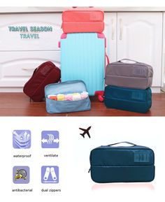 I really like the clothes pouch Hangzhou, West Lake, Zipper Pouch, Travel Bag, Suitcase, Underwear, China, Bags, Clothes