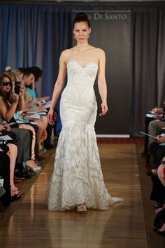 From the Runway: Ines Di Santo Fall/Winter 2012-2013 Bridal Collection