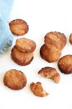 Low Carb Sweets, Healthy Sweets, Healthy Baking, Baby Food Recipes, Baking Recipes, Cake Recipes, Healthy Breakfast Snacks, Paleo Cookies, Diabetic Snacks