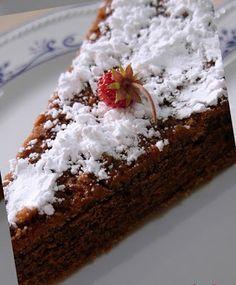 TORTA ALLA NUTELLA SENZA UOVA.... MORBIDISSIMA, SI SCIOGLIE LETTERALMENTE IN BOCCA!!! ~ Le Mille e una Torta di Dany e Lory ♥