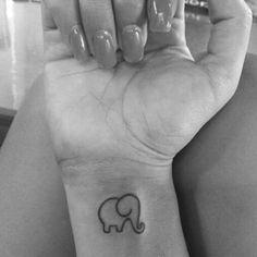 #tattoos #tattooed #likethis #tatuaggio #tatouages #tatuajes #tatuagens #inkspiration #inked #beinspired #elephant #elefante