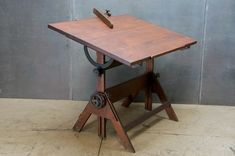 My drafting table