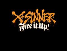 X-Sinner band logo