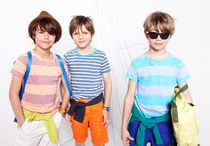If I had a money tree, or slower growing kids, I would dress them only in J.Crew. :)